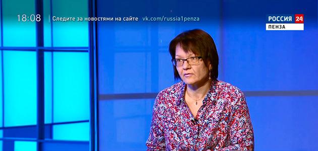 Доктор исторических наук Ольга Сухова