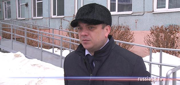 Министр труда, соцзащиты и демографии Пензенской области Евгений Трошин.