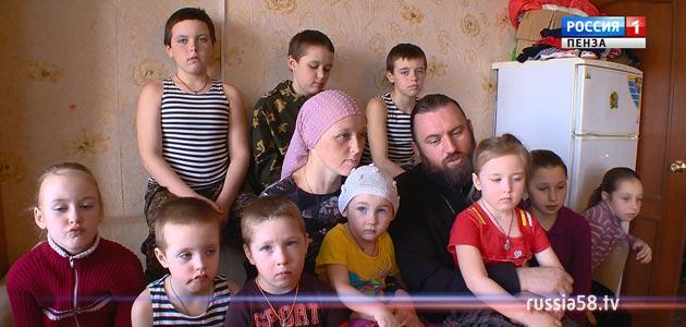 Священник из Иванырса Алексий Бурцев