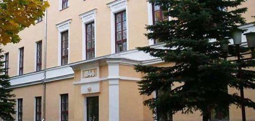 Фото областной клинической больницы имени Н.Н. Бурденко