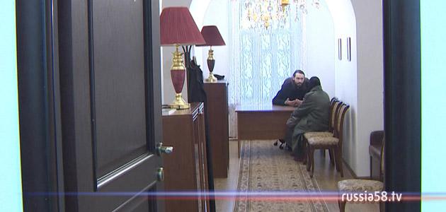 Консультационно-реабилитационный центр для пострадавших от сект в Спасо-Преображенском мужском монастыре Пензы