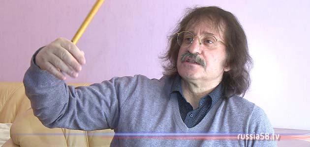 Музыкант и продюсер Семен Гольцман