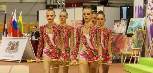 Фото Пензенской областной СДЮСШОР по гимнастике имени Н.А. Лавровой