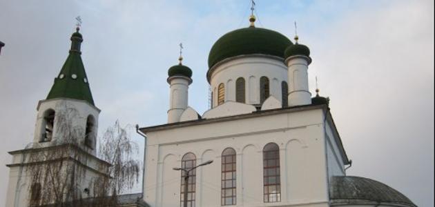 Фото с сайта Вознесенского кафедрального собора в Кузнецке