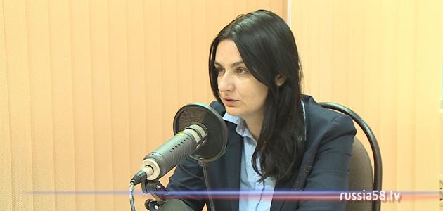Главный жилищный инспектор Пензенской области Инна Левченко