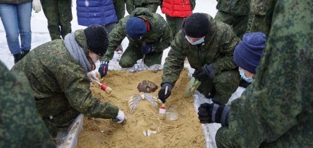 Фото Поискового движения России в Пензенской области