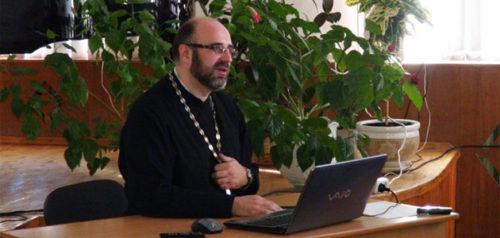 Фото Смоленской духовной семинарии