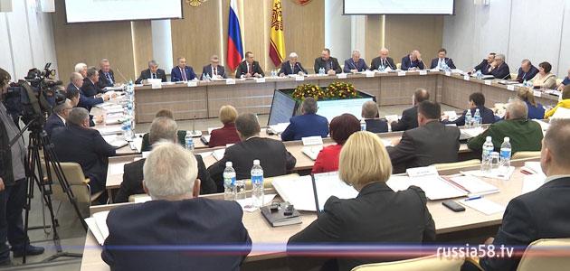 Заседание Ассоциации законодателей ПФО
