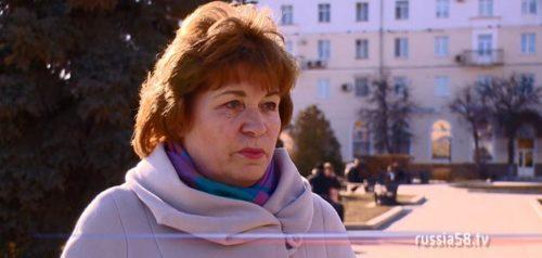 Уполномоченный по правам ребенка в Пензенской области Елена Столярова