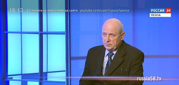 Директор пензенского филиала компании «Т Плюс» Александр Суслов