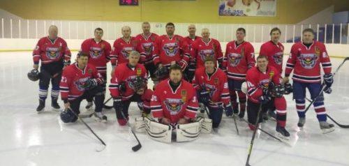 Фото Ночной хоккейной лиги
