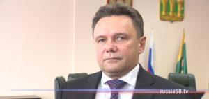 Глава города Пензы Валерий Савельев