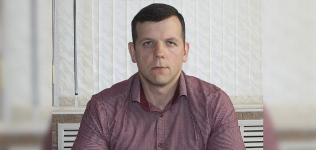Директор Кузнецкого лесничества Сергей Теряевский