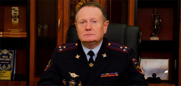 Начальник управления Росгвардии по Пензенской области Игорь Белов