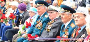 День Победы в Пензе
