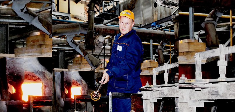 Фото Никольского завода светотехнического стекла