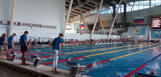Фото детской лиги плавания «Поволжье»