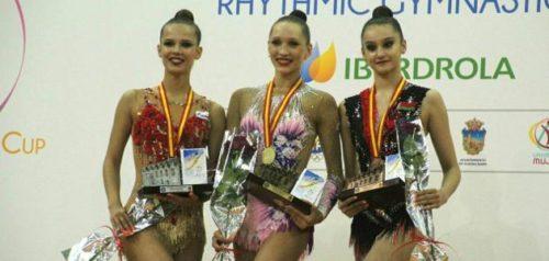 Фото ОСДЮСШОР по гимнастике имени Н.А. Лавровой