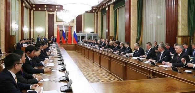 Фото пресс-службы правительства России