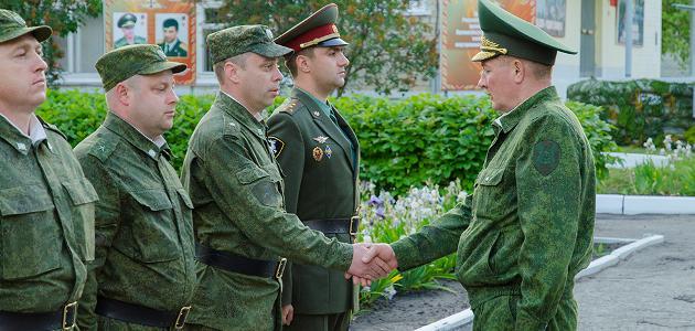 Фото управления РОссгвардии по Пензенской области