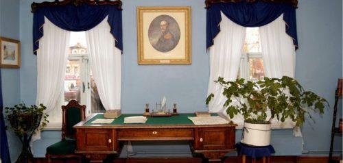 Фото Кировского областного краеведческого музея