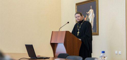 Фото Пензенской духовной семинарии