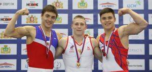 Фото Федерации гимнастики России