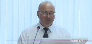 Начальник управления образования города Пензы Юрий Голодяев