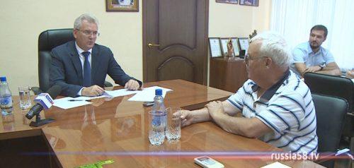 Прием граждан в Кузнецке