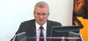 Губернатор Пензенской области Иван Белозерцев