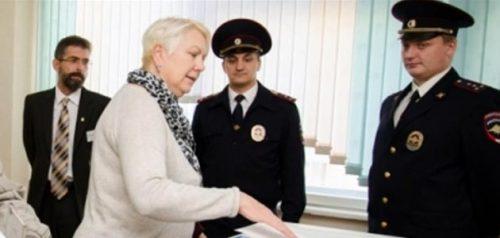 Фото пресс-службе УМВД России по Пензенской области