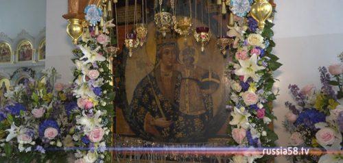 Трубчевская икона Божией Матери