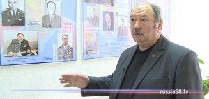 Ветеран органов ФСБ Игорь Матвеев