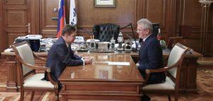 Фото управления информации ПАО «Газпром»