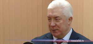 Ректор ПГУ Александр Гуляков