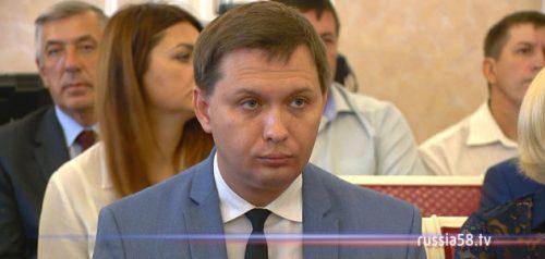 Министр экономики Пензенской области Сергей Капралов