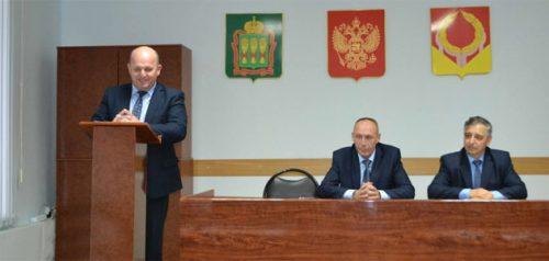 Юрий Моисеев. Фото администрации Неверкинского района