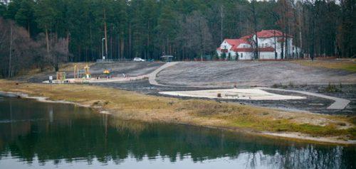 Зона отдыха «Лесная». Фото управления ЖКХ и ГЗН Пензенской области