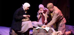 Спектакль «Рядовые». Фото Театра юного зрителя города Заречного