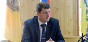 Глава администрации Колышлейского района Пензенской области Александр Спирягин