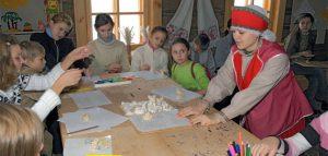 Фото музея-заповедника «Тарханы»