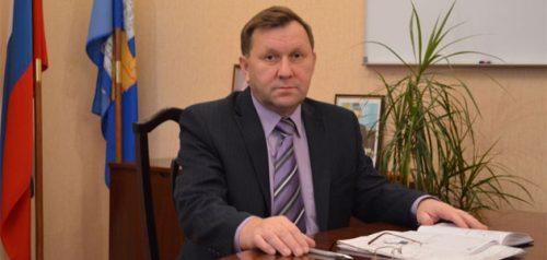 Глава администрации Городищенского района Александр Водопьянов