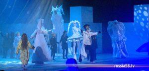 Сказочное новогоднее шоу «32.12» в Пензе