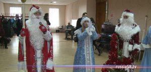 Школа Дедов Морозов и Снегурочек Пензы