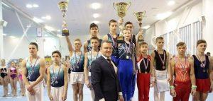 Фото СШОР по гимнастике имени Н.А. Лавровой
