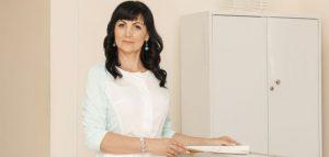 Медсестра Наиля Ханикова