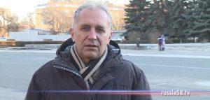Глава администрации Кузнецка Пензенской области Сергей Златогорский