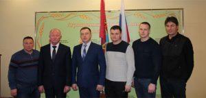 Пензенская делегация в Брянске. Фото пресс-службы министерства сельского хозяйства Пензенской области