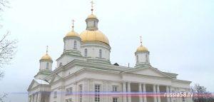 Спасский кафедральный собор Пензы