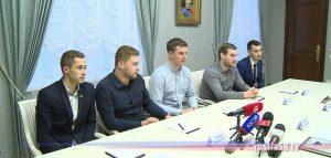 Команда КВН «Сурский край»